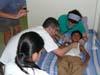 Estudiantes de Medicina en Filipinas
