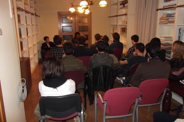 Sesiones de formación del voluntariado y Foro de Universitas de Análisis Social (FUAS)